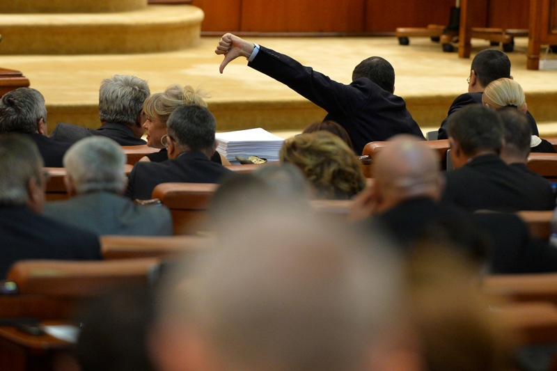 Senator PSD despre legea amnistiei, imediat dupa dezbaterea Ponta-Iohannis: