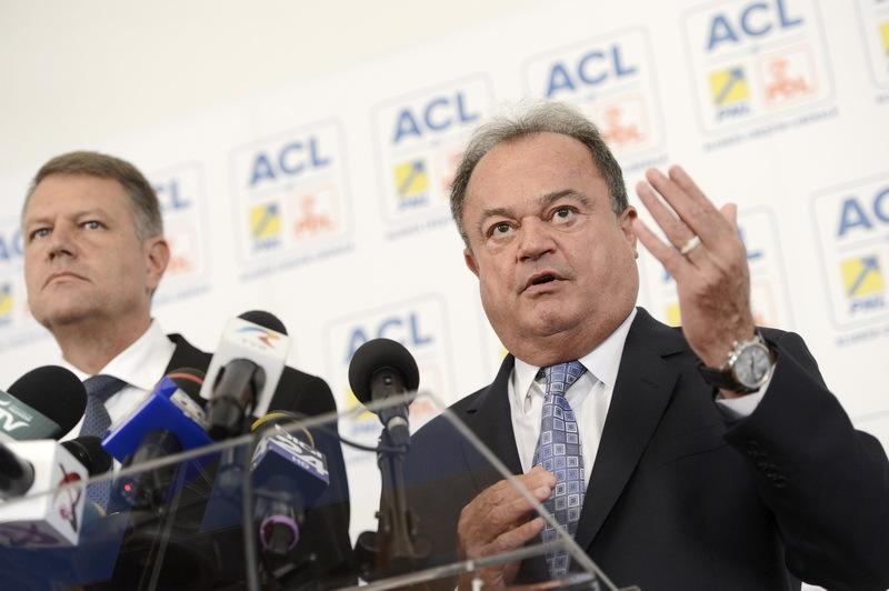 ALEGERI PREZIDENTIALE 2014. Blaga anunta ca ACL a facut cerere catre BEC pentru prelungirea timpului de votare in strainatate