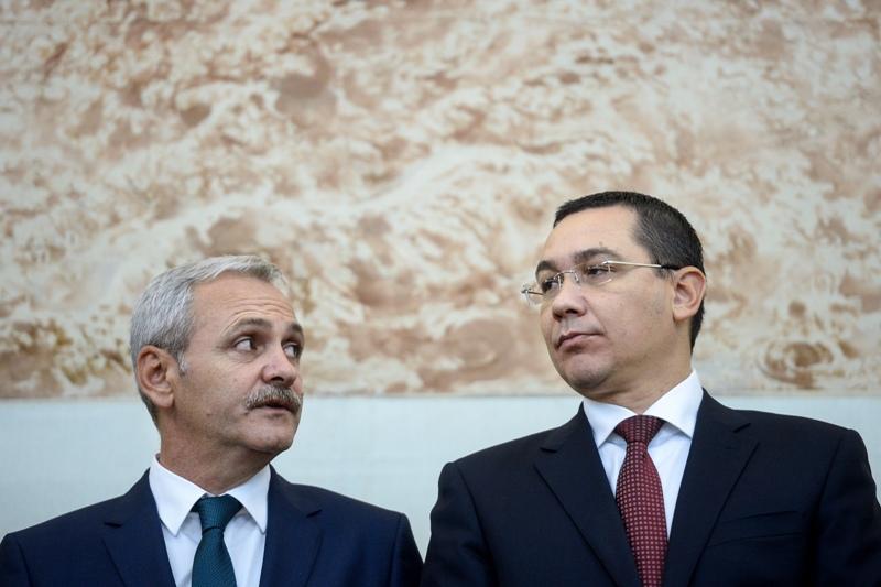 Dragnea il declara castigator pe Iohannis la numaratoarea paralela a PSD. Ce scor a obtinut Ponta