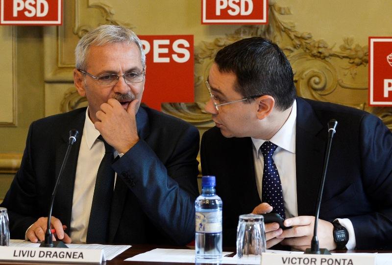 Liviu Dragnea: ,,Am vorbit cu Victor Ponta. Incet, incet se calmeaza. A fost un rezultat care nu l-a facut fericit