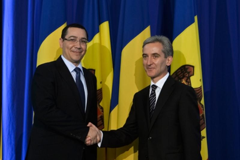 Premierul Republicii Moldova, catre Ponta: ,,Viata merge inainte. Esti un baiat tanar