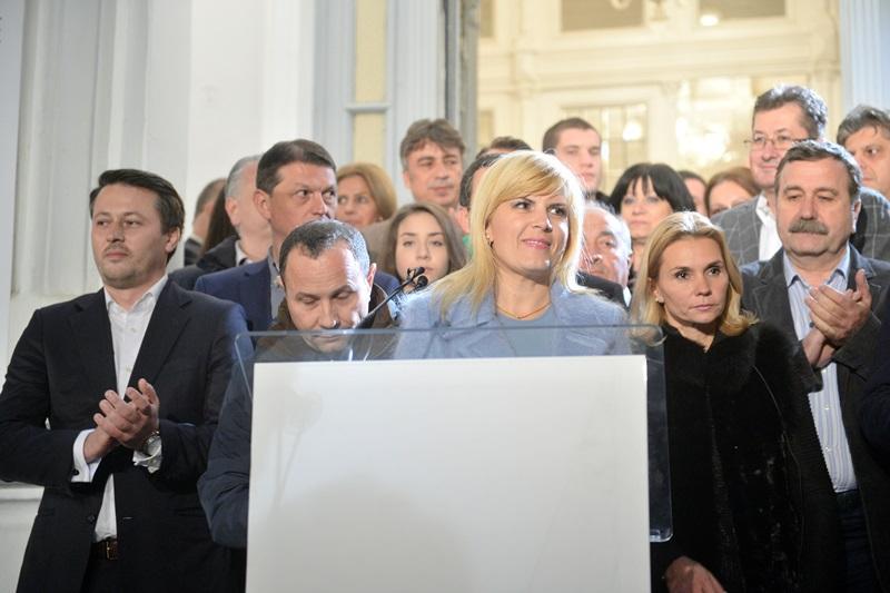 Mesajul PMP, pentru Klaus Iohannis, dupa alegerea in functia de Presedinte