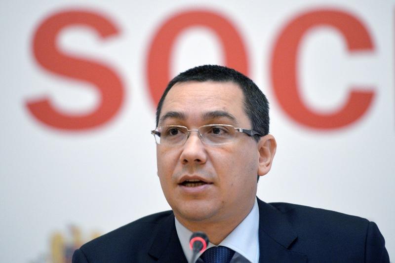 Pe cine NU a reusit Ponta sa convinga pentru a ajunge presedinte