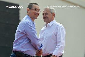 Ponta e plecat din ţară, Dragnea forţează un Congres extraordinar în decembrie