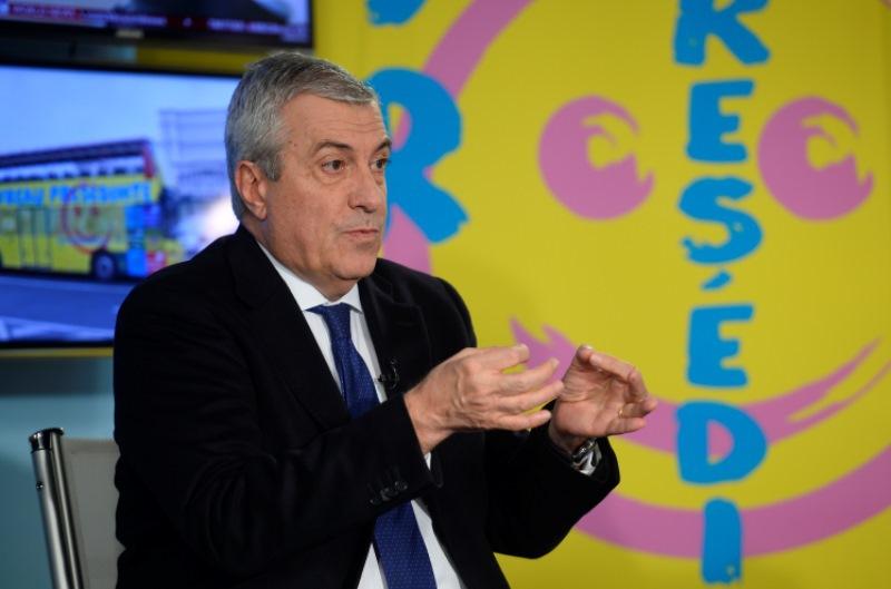 Ponta confirma ca il ia pe Tariceanu la guvernare. Premierul, in conflict cu Dragnea pe data Congresului PSD. UPDATE