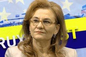 Maria Grapini a ''atras un semnal de alarmă'' în Parlamentul European, cu privire la ''condamnarea politică'' a lui Dan Voiculescu