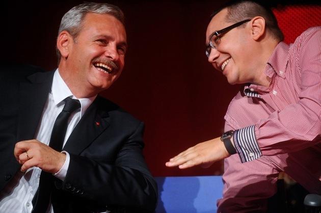 ,,Nu v-ar veni sa credeti cum se pacalesc Ponta si Dragnea unul pe altul si cum se mint unul pe altul