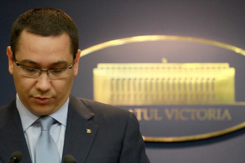 BREAKING NEWS! Anunt - SOC al lui Victor Ponta in privinta DEMISIEI: ,,Daca as avea aceasta garantie, da