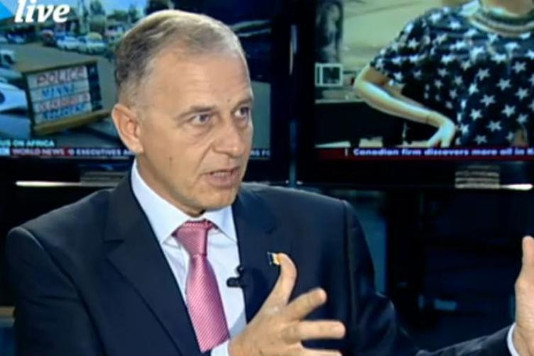 Geoana a renuntat la functia de Inalt Reprezentant al primului-ministru