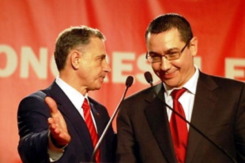 Geoana: Ponta, principalul responsabil pentru votul din diaspora. Corlatean, complicele sau