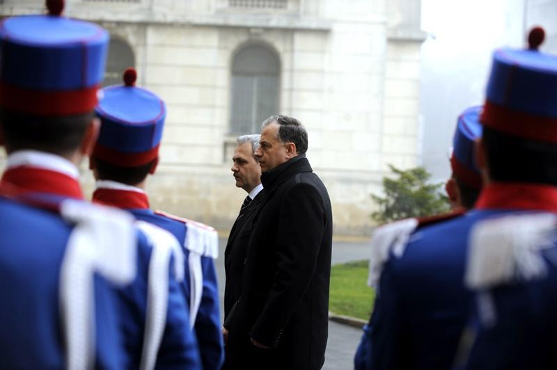 Excluderile din PSD, in varianta lui Dragnea: ,,Geoana este captivul unei fratii mafiote - Vanghelie, Voicu, Hrebenciuc, Dumitru Iliescu