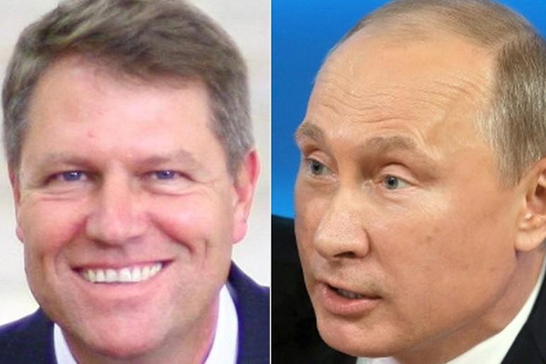 Putin joaca DUR. Ce mesaj i-a trimis lui Klaus Iohannis in urma cu putin timp
