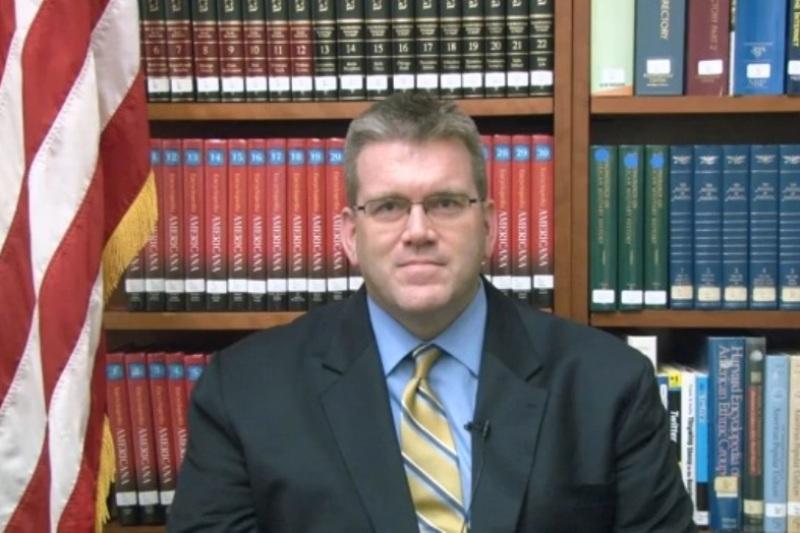 De Ziua Nationala, seful Ambasadei SUA vorbeste romaneste: ,,Sunt mandru sa numesc Romania aliat si prieten al Statelor Unite