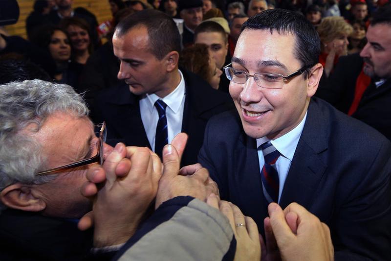 Aceasta este cea mai mare VULNERABILITATE a lui Ponta. IMAGINEA pe care a scapat-o din greseala in public