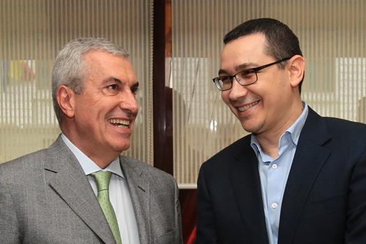 Ciorna Guvernului Ponta IV. Se infiinteaza un minister special pentru PLR, lui Ponta i se pun conditii din PSD