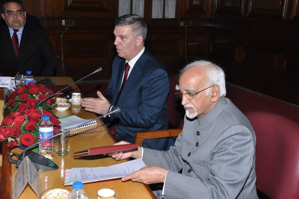 Valeriu Zgonea a ajuns in India. Ce si-a propus sa faca acolo presedintele Camerei Deputatilor. GALERIE FOTO