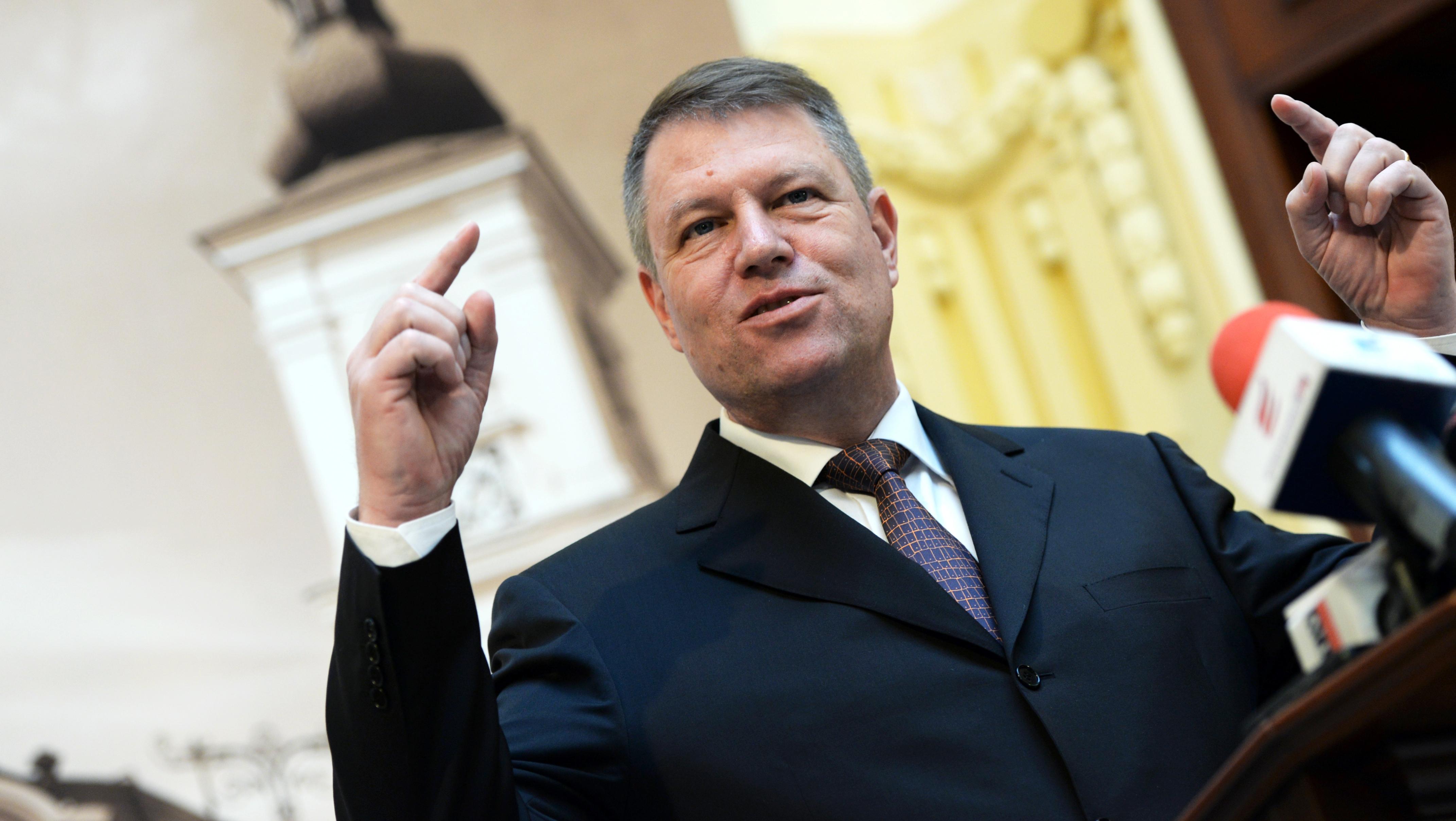Iohannis va participa pe 16 decembrie la ceremoniile de la Timisoara dedicate Revolutiei