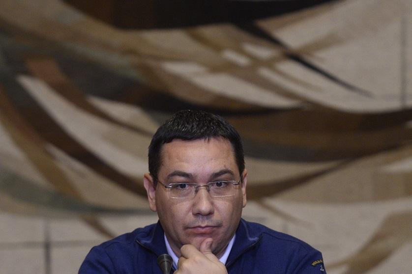 Victor Ponta, PUS LA PAMANT. Premierul nu mai poate ramane in functie asa. ,,Eu o sa propun sa desfiintam tot