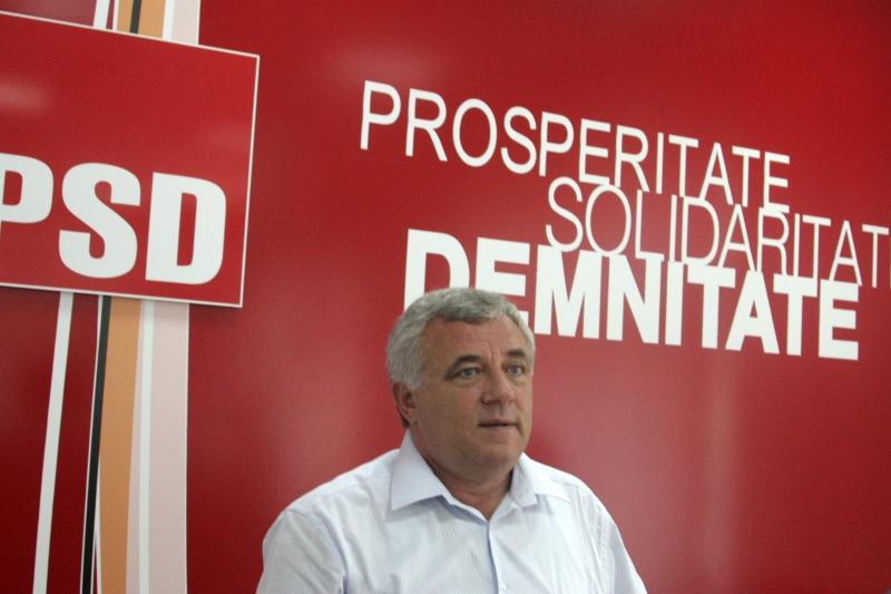 Seful PSD Timis, Titu Bojin, si liderul executiv al filialei au demisionat din functiile din partid