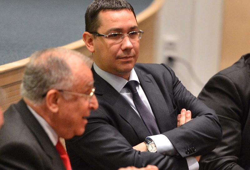 Inevitabilul s-a produs: Scrisoarea primita de Victor Ponta in aceasta dimineata: ,,A venit momentul