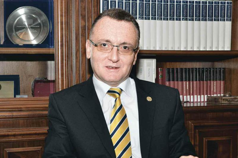 OFICIAL: Rectorul Sorin Cimpeanu este propus pentru functia de ministru al Educatiei in Guvernul Ponta IV