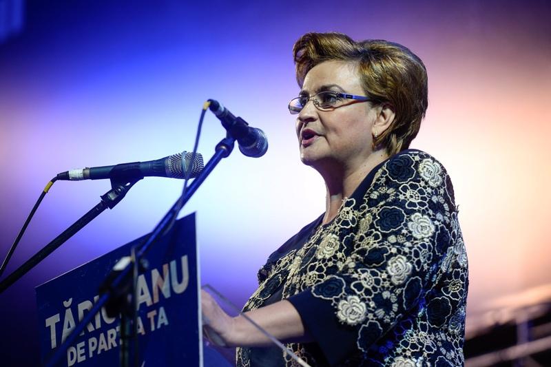 Guvernul Ponta IV. Gratiela Gavrilescu, nominalizata pentru inlocuirea lui Attila Korodi in fruntea Ministerului Mediului