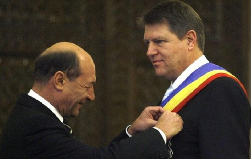 Predarea mandatului prezidential. Klaus Iohannis se intalneste la ora 17.00 cu Traian Basescu, la Cotroceni