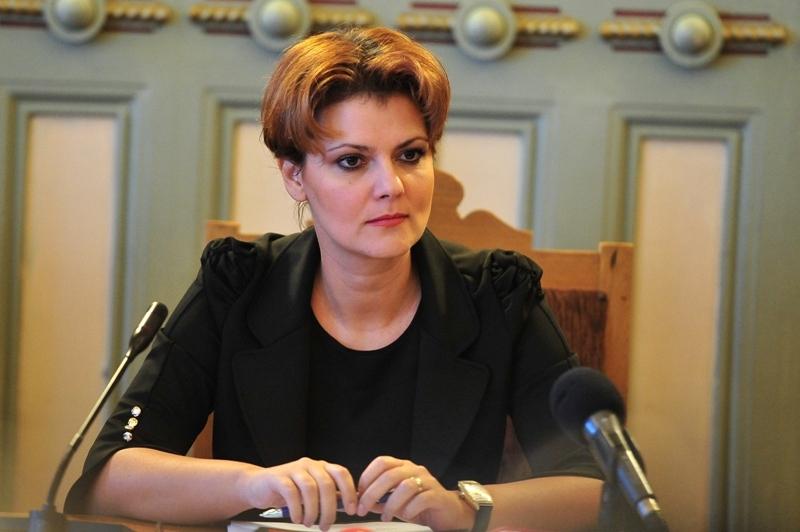 Olguta Vasilescu, suspectata de plagiat. Universitatea Bucuresti cere verificarea tezei de doctorat