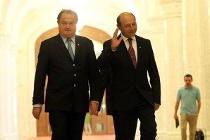 Ce spune Vasile Blaga despre posibilitatea ca Traian Băsescu să revină în PDL
