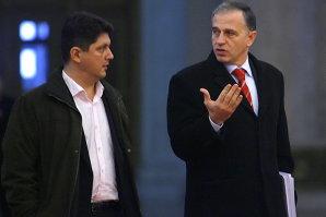 După ce a fost dat afară din PSD, Geoană mai pierde o funcţie