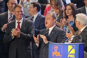 Gheorghe Flutur anunţă data până la care va avea loc fuziunea locală PNL-PDL