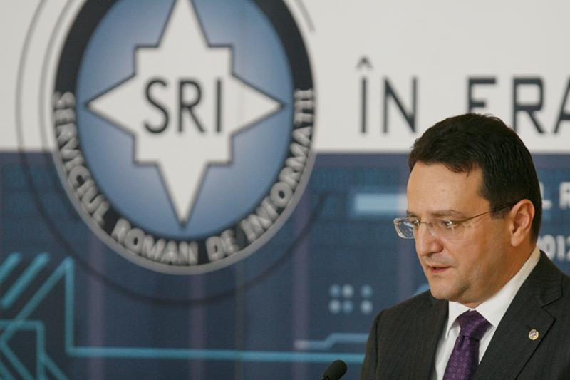 Ce spune presedintele despre schimbarea din functie a sefului SRI