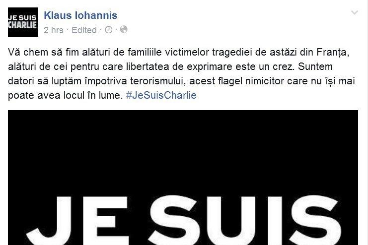GEST FARA PRECEDENT facut de Klaus Iohannis AZI NOAPTE. Niciun presedinte al Romaniei nu a mai facut asa ceva vreodata