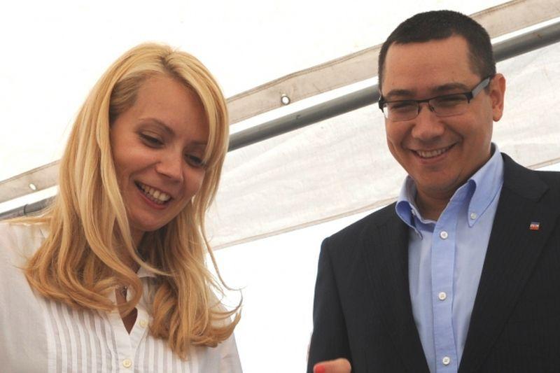 Chef la PSD in Curtea de Arges. Premierul Ponta a participat la cumetria trezorierului partidului