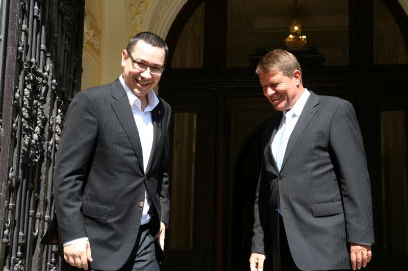 Victor Ponta da LOVITURA ANULUI. ,,Presedintele Klaus Iohannis stie foarte bine acest lucru