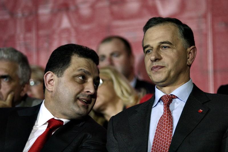 Geoana si Vanghelie au iesit la vanatoare de parlamentari pentru noul lor proiect politic