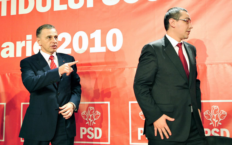 RASTURNARE de situatie pe intreaga scena politica din Romania.