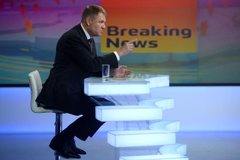 Klaus Iohannis explica de ce nu a mai mers la Chisnau:
