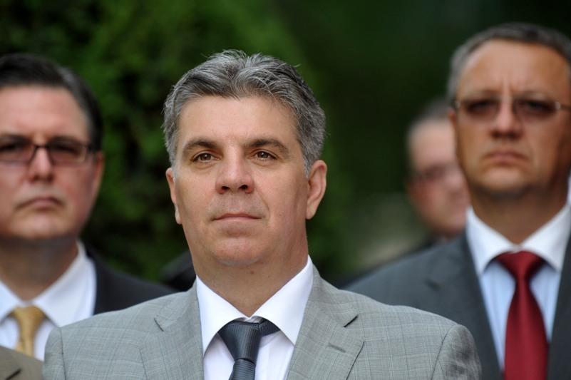 Zgonea: Ponta sa nu demisioneze; nu sunt dispus sa candidez pentru o functie cat e Ponta presedinte