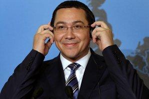 Premierul Ponta îşi face planul şi Masterplanul