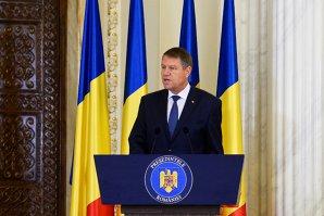 """Iohannis, la prima întâlnire cu ambasadorii străini: """"Locul României este în Schengen. Îndeplinim criteriille, orice nelămuriri ţin pur de considerente politice"""""""