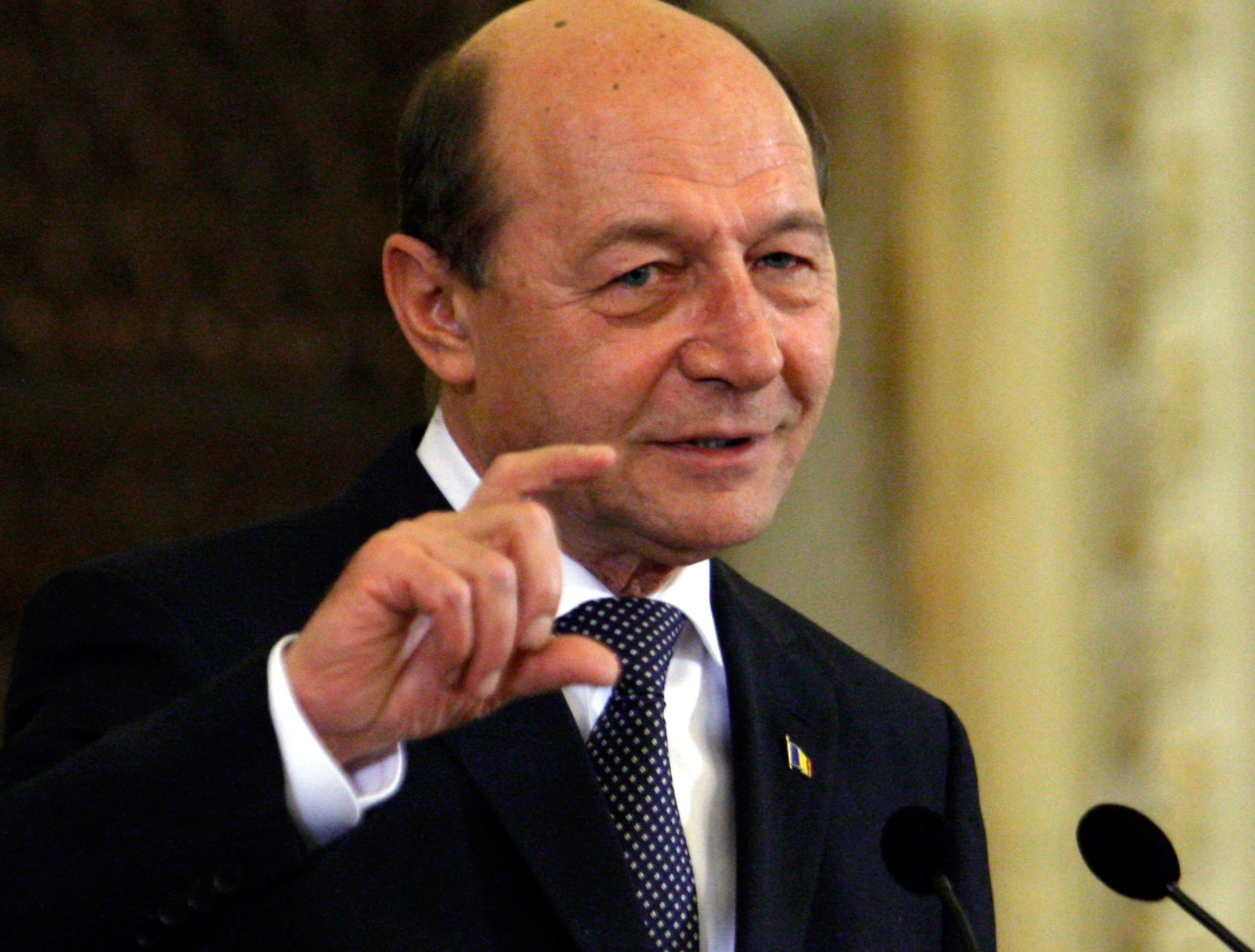 Decizie NEASTEPTATA a lui Traian Basescu. A facut anuntul chiar cand Udrea era la DNA. Totul este inregistrat de STS