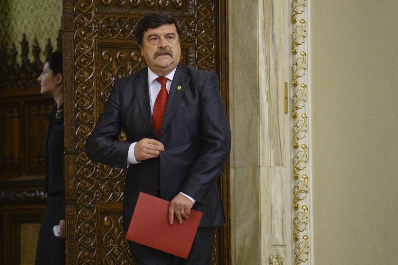 Toni Grebla A DEMISIONAT de la Curtea Constitutionala: ,,Nu a facut nimeni nicio presiune DIRECTA