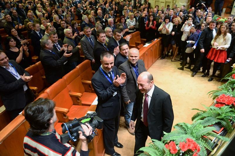 Aparitie SURPRIZA in aceasta dimineata. Unde se afla Traian Basescu chiar acum