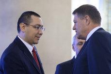 """Ponta: """"Relaţia preşedinte - guvern - servicii de informaţii merge foarte bine. Mergea rău anul trecut, când nici eu, nici serviciile nu mai aveam încredere în Băsescu"""""""