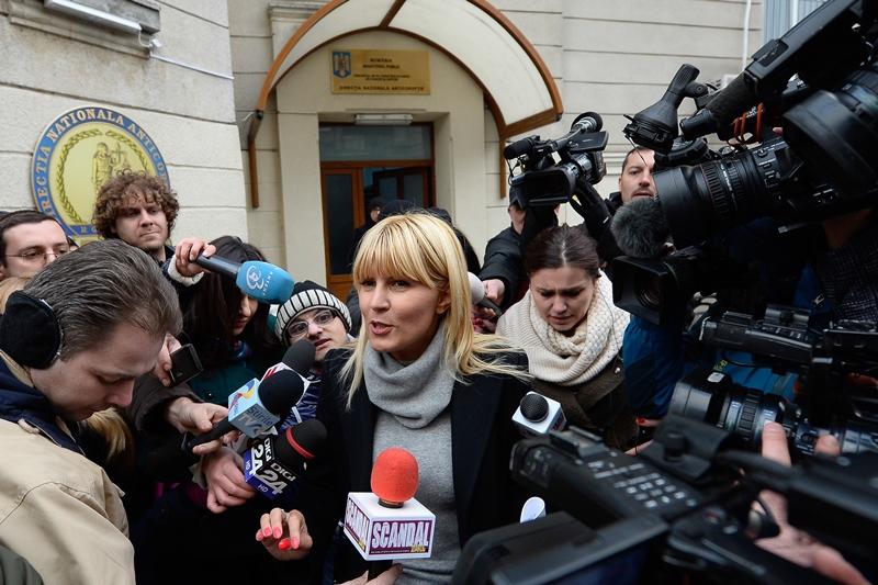 Prima cerere oficiala pe care a facut-o Elena Udrea dupa ce a ajuns in arestul Politiei Capitalei