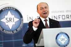 """Băsescu cere urgentarea numirilor la SRI şi SIE: """"Ambele servicii trebuie să primească imediat directori civili"""""""