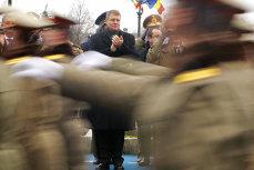 Iohannis pregăteşte Strategia Naţională de Apărare