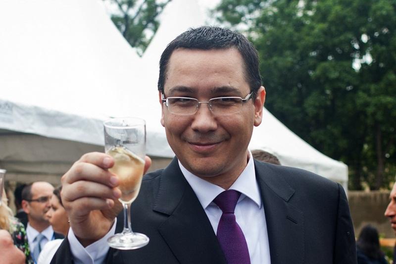Ce facea Victor Ponta in timp ce cumnatul sau era la DNA