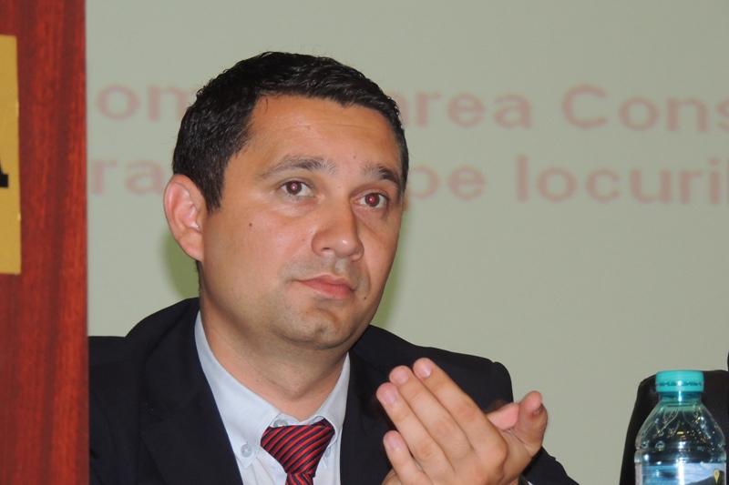 Liderul TSD Prahova preia atributiile de presedinte ale lui Mircea Cosma
